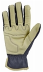 Utility Pig Skin Gloves, Large
