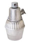 Heath Zenith HZ-5660-AL Security Light, Sodium Lamp, 120 V