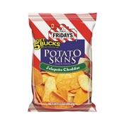 TGI Fridays 515432 Snack Chips, 3 oz Bag