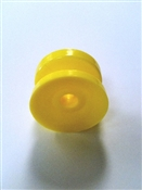 Corner Bobbin Insulator Yellow