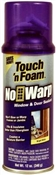 No-Warp Window & Door Foam - 12 Ounces