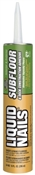 Liquid Nails Solvent subfloor and Deck adhesive  10 ounce