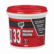 Glazing Compound White 1 Quart