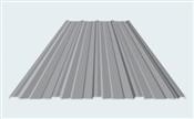 8' Strongpanel Galvalume 29 Gauge Metal Panel