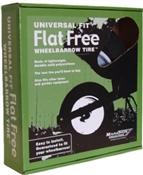 Universal Fit Flat Free Tire 300lb cap