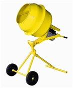 5.0CF 1/2HP Cement Mixer
