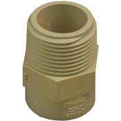 "1"" CPVC Male Adapter"