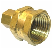 "1/4"" Compression x 1/2"" Female Pipe Thread Adapter"