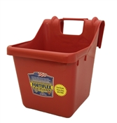 16 Qt Hook Over Feeder, Red