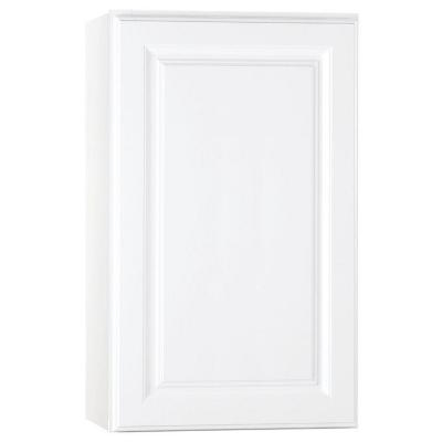 18x30 Wall Cabinet RP White
