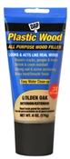 Dap Plastic Wood Filler Golden Oak 6Oz