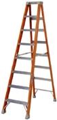 8' Fiberglass Type IA Step Ladder