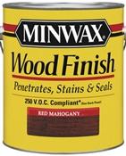 Wood Finish Oil Based Red Mahogany 1/2 Pint