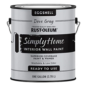 Simply Home Dove Gray Interior Wall Paint