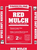 Red Mulch 2 Cubic Feet