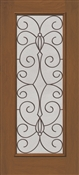 3068L Catalina Fullview Fiberglass Door, Oil Rubbed Bronze