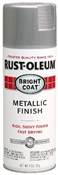 Enamel Aluminum Spray Paint