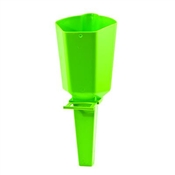 "Audubon,10"" 4 cup, Durable Plastic Seed Scoop"