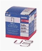 "100 Pack 1/2"" Metal Cable Staple"