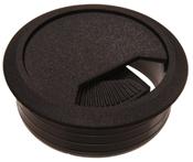 "Swivel-Type Round Desk Grommet (2"")"