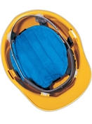 Hard Hat Cooling Pad Navy Blue