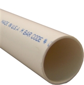 "3/4"" x 20' PVC SDR-21 Belled End Pressure Pipe"