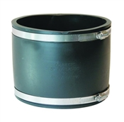 """Rubber Pipe Coupling, 6"""""""