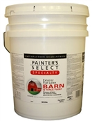 Barn & Fence Paint, Red, 5 Gallon