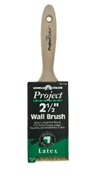 "Project Select 2-1/2"" Poly Latex Wall Brush"