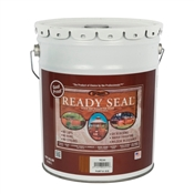 Pecan Exterior Wood Stain and Sealer, 5 Gallon