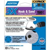 """Hook & Sand Sanding Disc, 5"""", 150 Grit"""