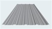 10' Strongpanel Galvalume 29 Gauge Metal Panel