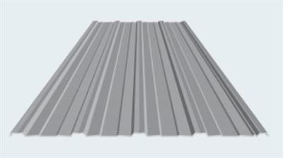 Shop 20 Strongpanel Galvalume 29 Gauge Metal Panel At Mccoy S