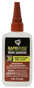 RapidFuse Wood Adhesive, Clear, 4 Oz