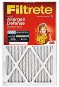 "12"" x 12"" x 1"", Allergen Defense Micro Filtrete Filter 90 day"