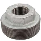 "3/4""x1/2"" Hex Bushing Galvanized"