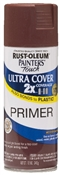 2X Painter's Touch Spray Paint Primer Red