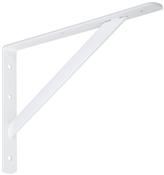 """12"""" X-Heavy Duty Shelf Bracket, White"""