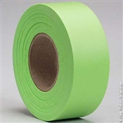 150' Flag Tape Glo Lime