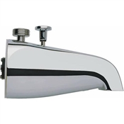 Bath Tub Spout Chrome Plated w/personal shower outlet
