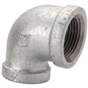 "2"" Galvanized 90° Elbow"