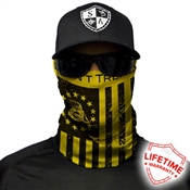Dont Tread On Free Face Shield