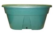 Economy Green Poly Stock Tank, 100 Gallon