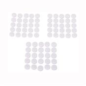 Prosource FE-S301-PS Furniture Pad, Felt Cloth, White