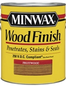 Wood Finish Oil Based Fruitwood 1 Quart