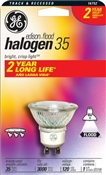 35 Watt GU10 Halogen Indoor Floodlight