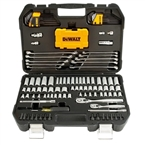 Drive Polished Chrome Mechanics Tool Set, 1/4 in. x 3/8 in (142-Piece)