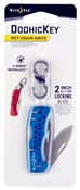 Nite Ize Doohickey Keychain Knife Blue