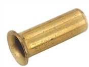 "3/8"" Brass Compression Adapter Insert"