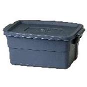Storage Tote 14 Gallon Dark Blue